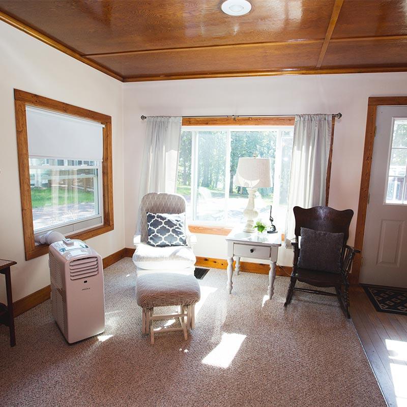 Cottage 4 Porch
