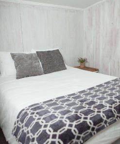 Bedroom in Cottage 12