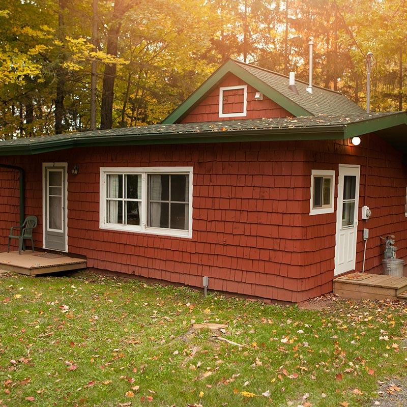 Cottage 2 Exterior