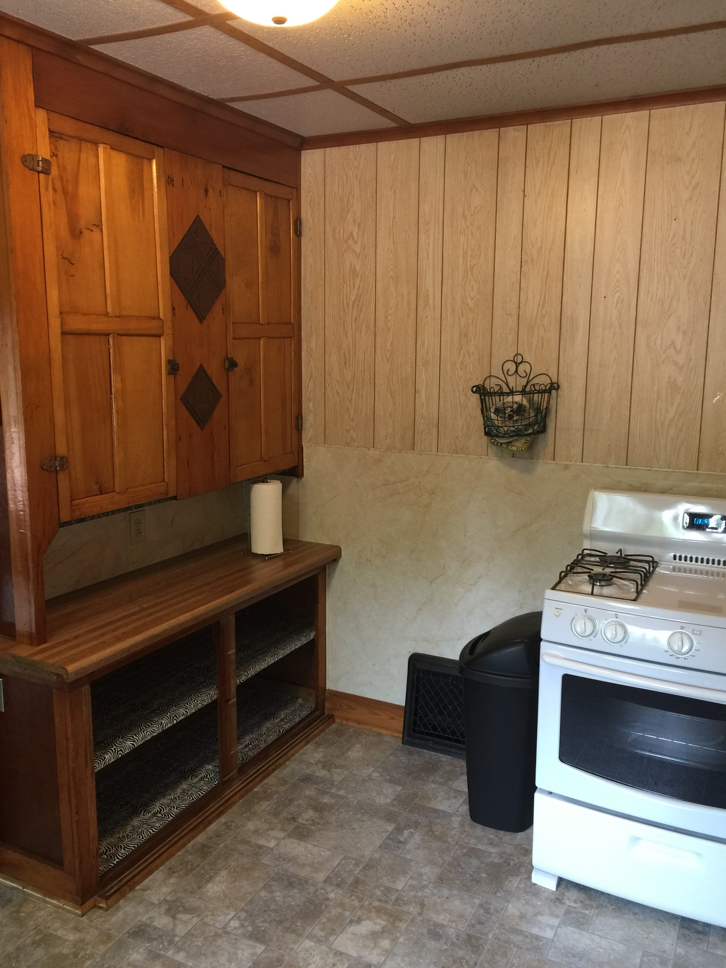 Cottage 4 kitchen