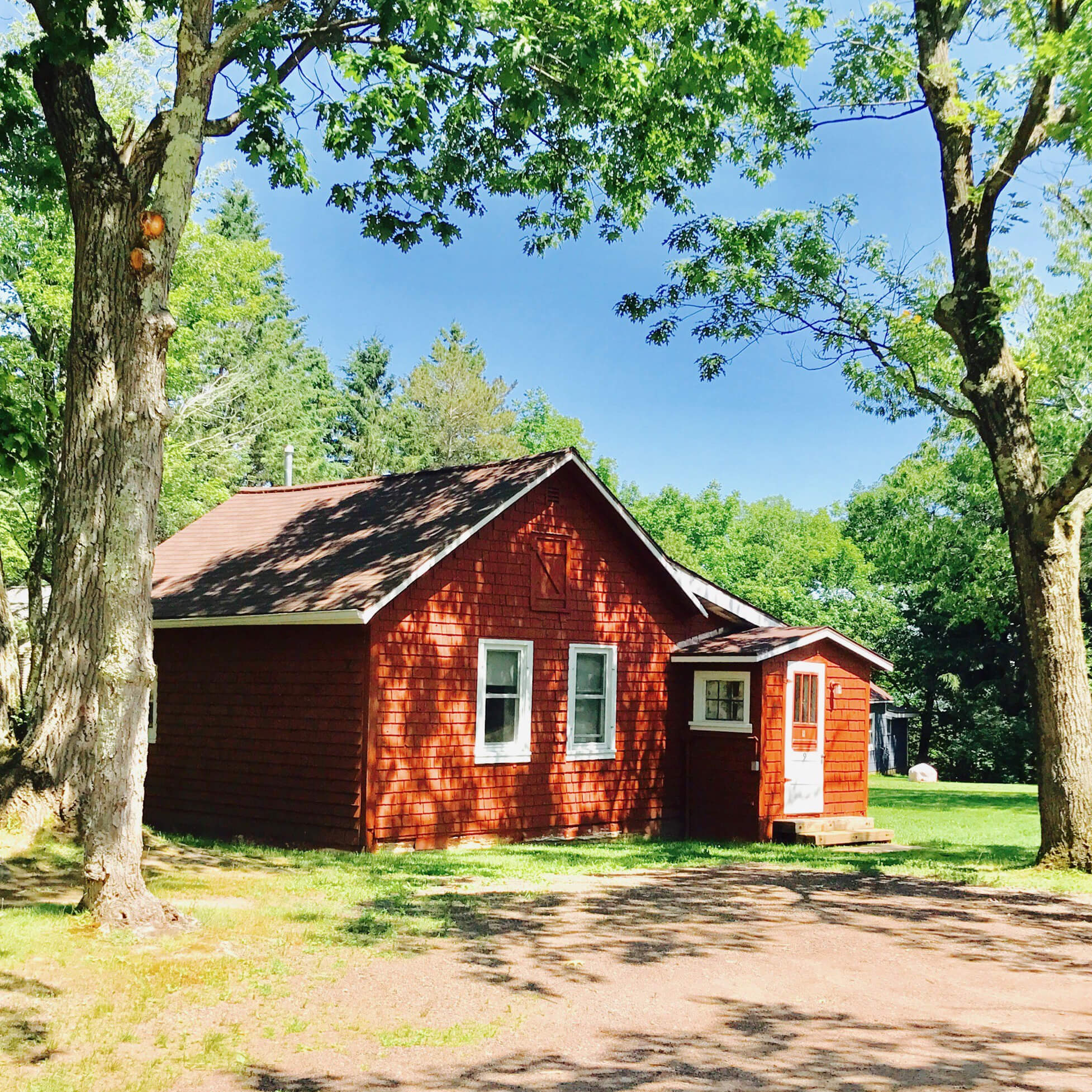 Cottage 9 exterior