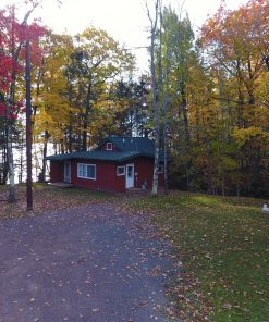 Cottage next to Lake Superior