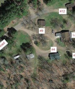 Aerial View of Mission Springs Resort