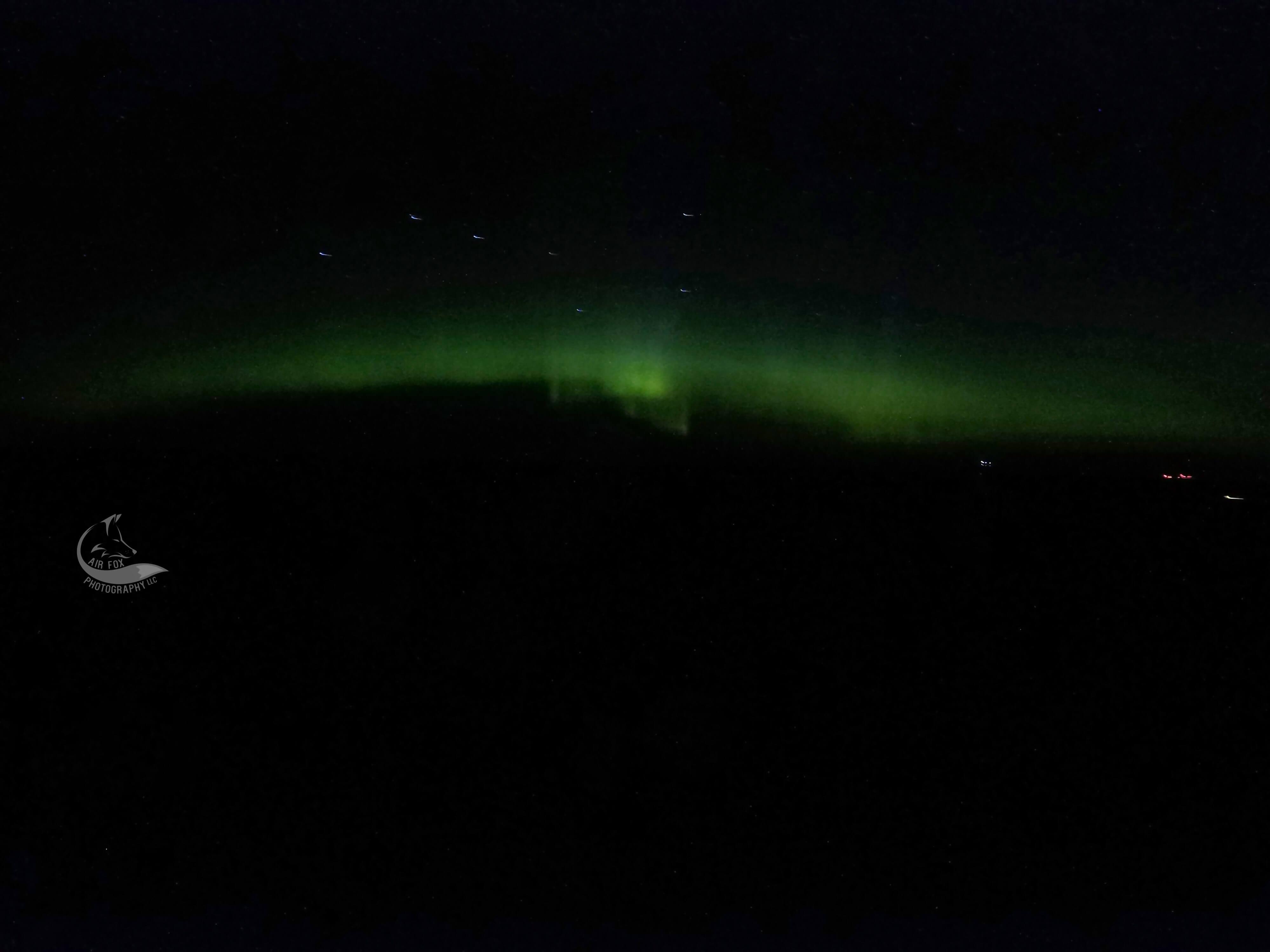 Northern Lights, Wisconsin